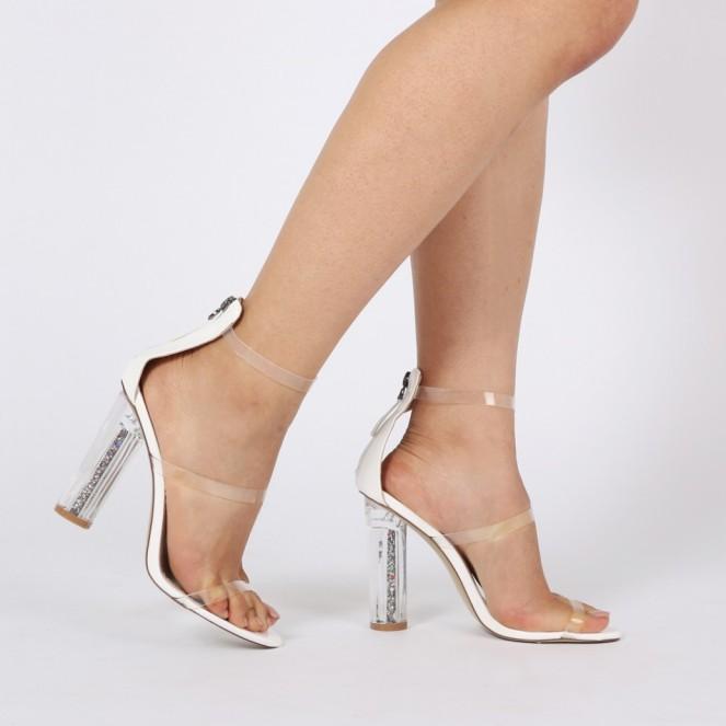 Translucent shoes